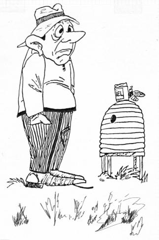 Mascotte du Mouch'ti Brabançon
